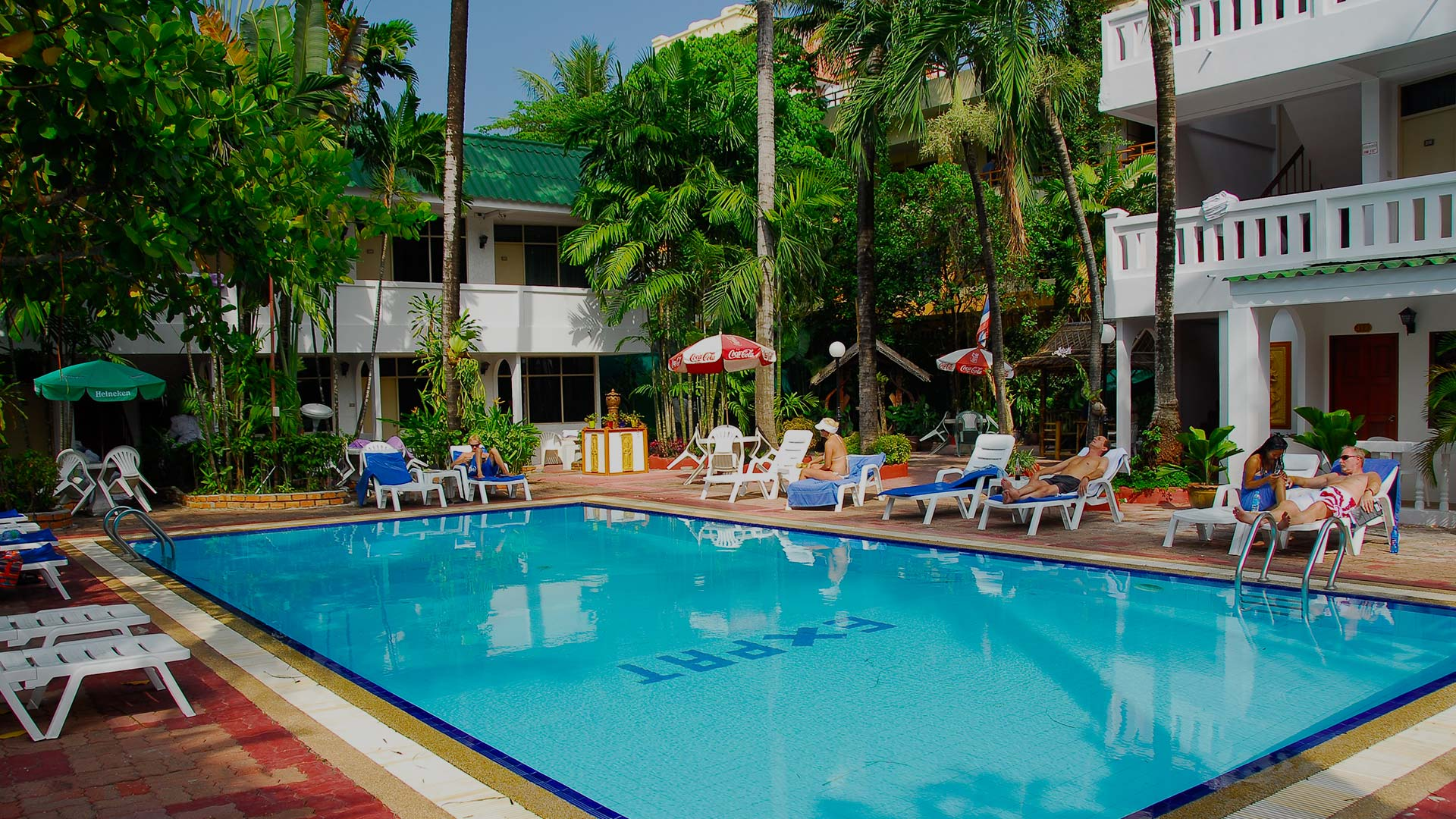 The Expat Hotel in Patong Phuket