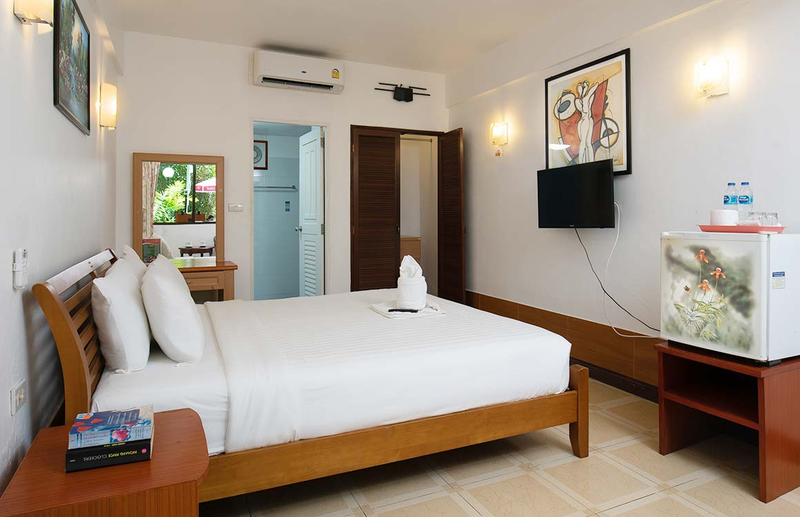 Super Deluxe Poolside room in Patong