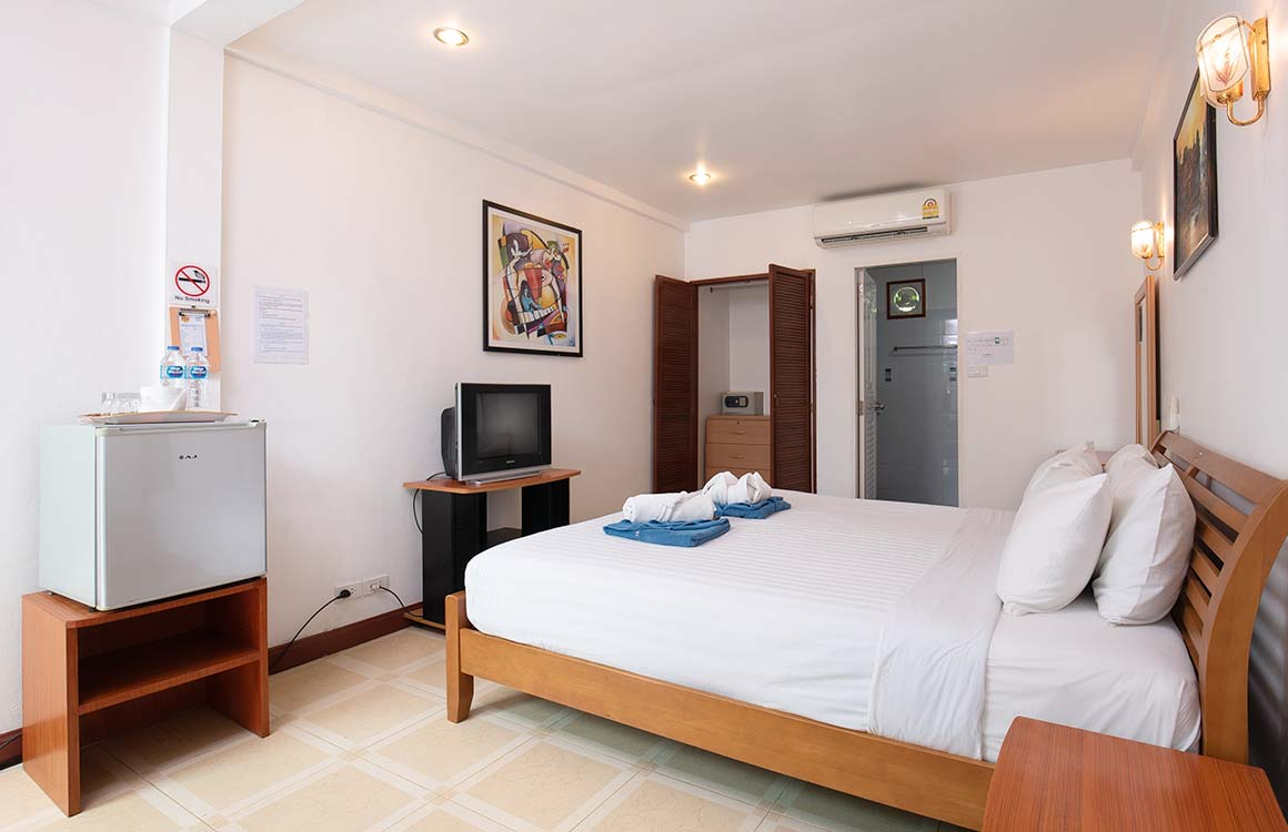 Super Deluxe Rooms in Patong Beach